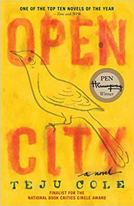 Open City : A novel (paperback)
