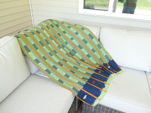 beach blanket bedcover Blanket Cloth Dinning Soft Soft linen Baoule Throw Blanket African