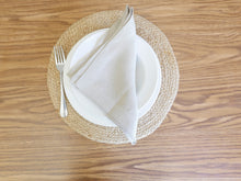 Natural Linen Table Napkins