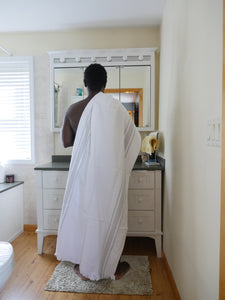Large, Quick Drying, Eco Friendly Bath Towel