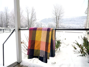 The Four Season Throw