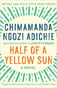 Half of a Yellow Sun: A Novel (paperback)