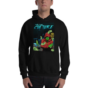 For the Culture NYC Hooded Sweatshirt
