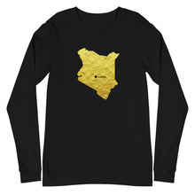 "Kenya - ""Where I'm From"" Long Sleeve Unisex T-Shirt"