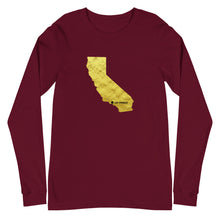 "California - ""Where I'm From"" Long Sleeve Unisex T-Shirt"
