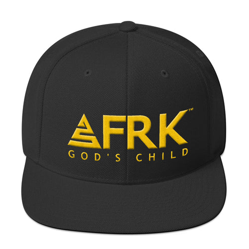 God's Child Snapback Hat