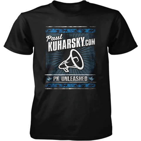 Hatch Show Print Inspired Paul Kuharsky Tee