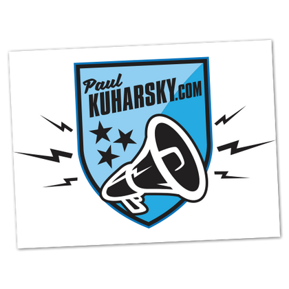 Paul Kuharsky Sticker