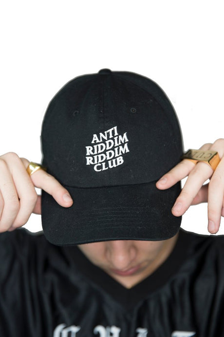 ANTI RIDDIM RIDDIM CLUB DAD HAT