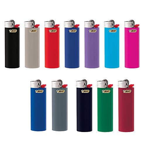BIC Lighter Classic, Full Size 12 pieces - Hyper420