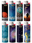 Amazon.com: BIC Special Edition Exploration Series Lighters, Set of 8 Lighters: Gateway - Hyper420