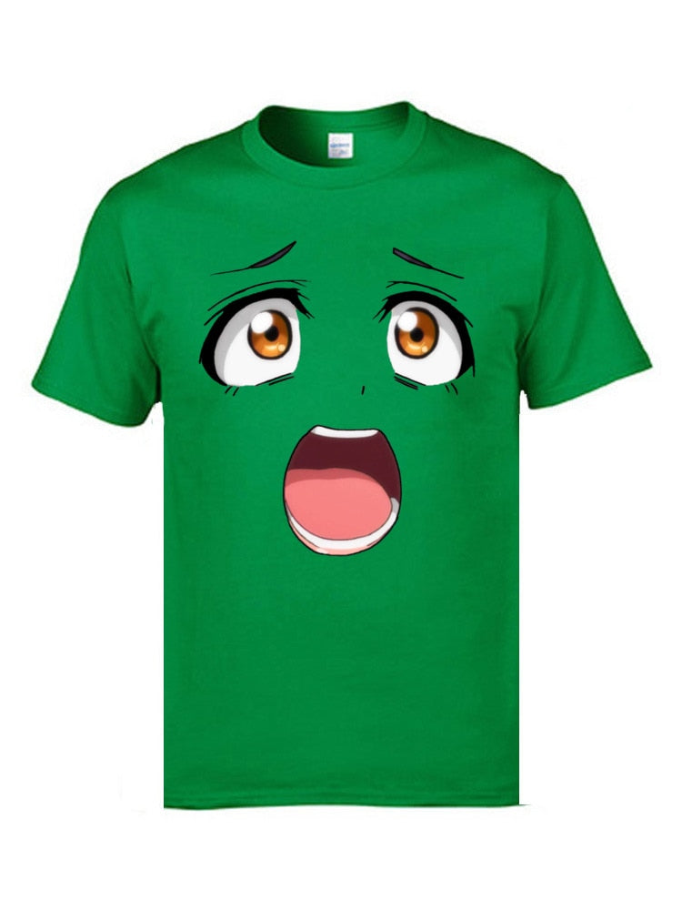 Love Smile Ahegao Adorable Face T-Shirts
