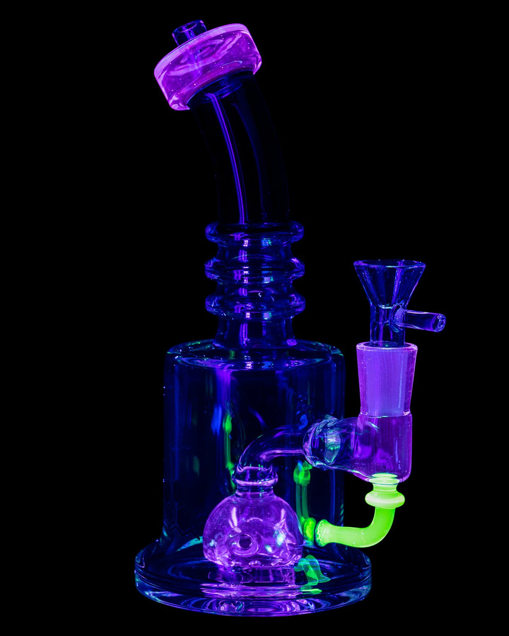 UV Reactive Water Pipe