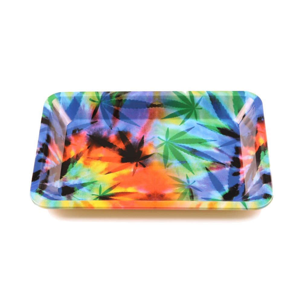 Colorful Leaves/Starry Sky Rolling Tray (18cm*12.5cm*1.5cm) - Hyper420