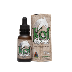 Koi Naturals Full Spectrum CBD Tincture Spearmint 500MG (1 Count)