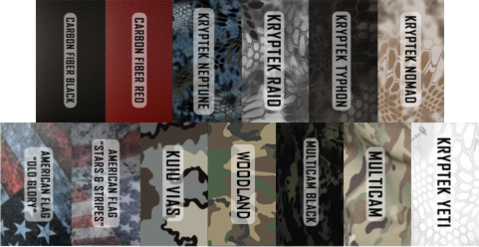 Premium Kydex options