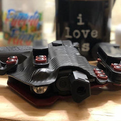 jefferson 3.0 cz p07 with aplc black carbon fiber and blood red
