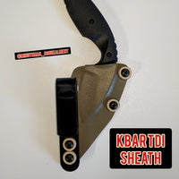 Ka-bar TDI Sheath