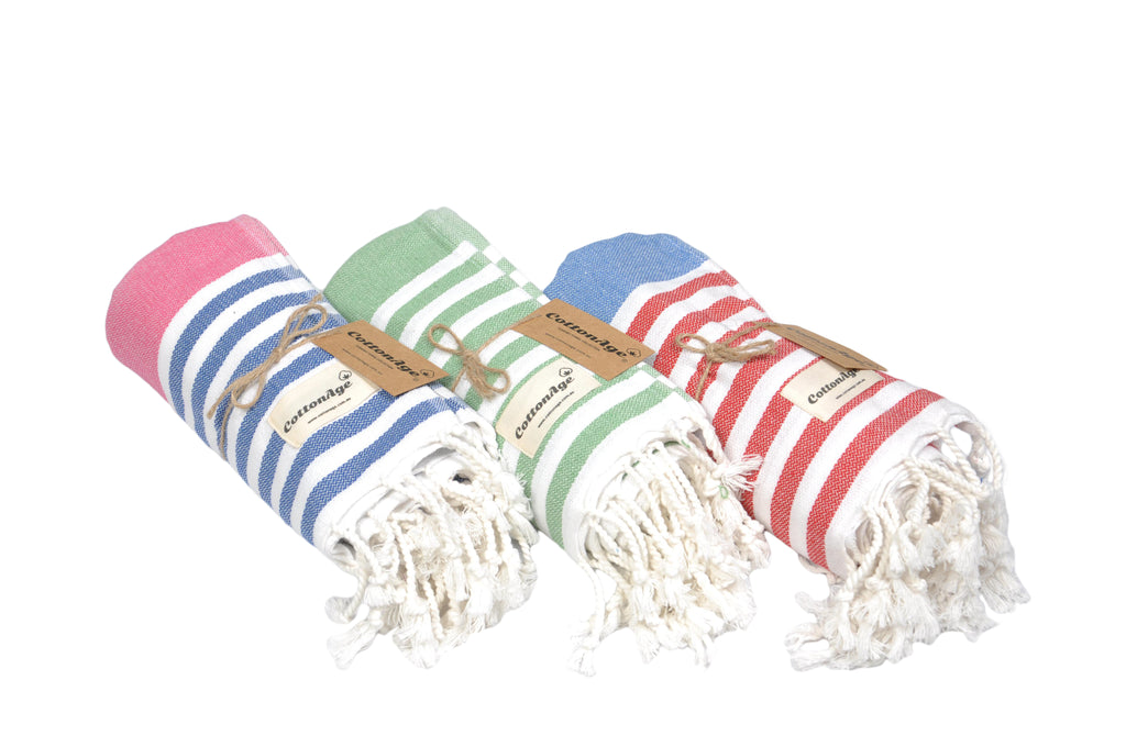 HOW TO WASH & CARE FOR YOUR TURKISH TOWEL
