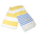 Copy of CottonAge Avalon Series Turkish Towel, 375g, Yellow - Light Blue