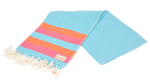 CottonAge Swan River Seris Turkish Towel - Peshtemal #Sweet Blue