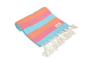 CottonAge Swan River Series Turkish Towel - Peshtemal #Sweet Blue