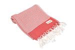 CottonAge Melbourne Series Turkish Towel - Peshtemal #Red Passion