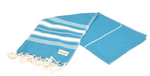 CottonAge Ayada Series Turkish Towel - Peshtemal  #Blue