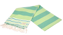 CottonAge Bondi Beach Series Turkish Towel, 375g, Fascinating Green