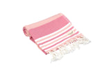 CottonAge Bondi Beach Series Turkish Towel, 375g, Pink Dream