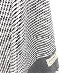 Turkish Towel, CottonAge Pearl Series, 420g, Black