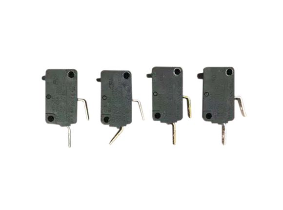 Microswitches 4pc
