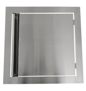 Stainless Steel Single Access Door