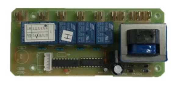 Halogen Power Board