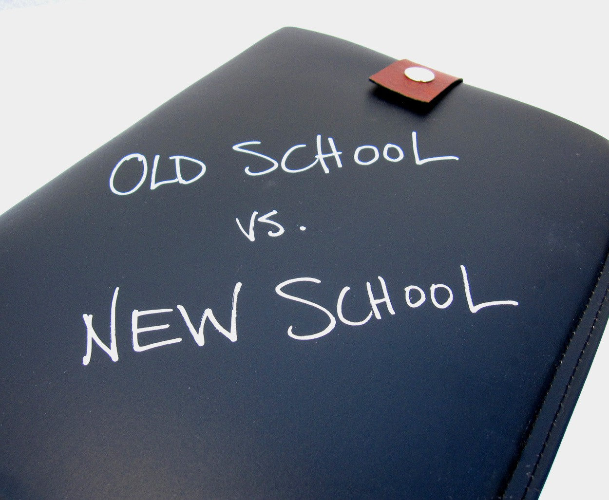 Old School VS New School- Who Is Right?