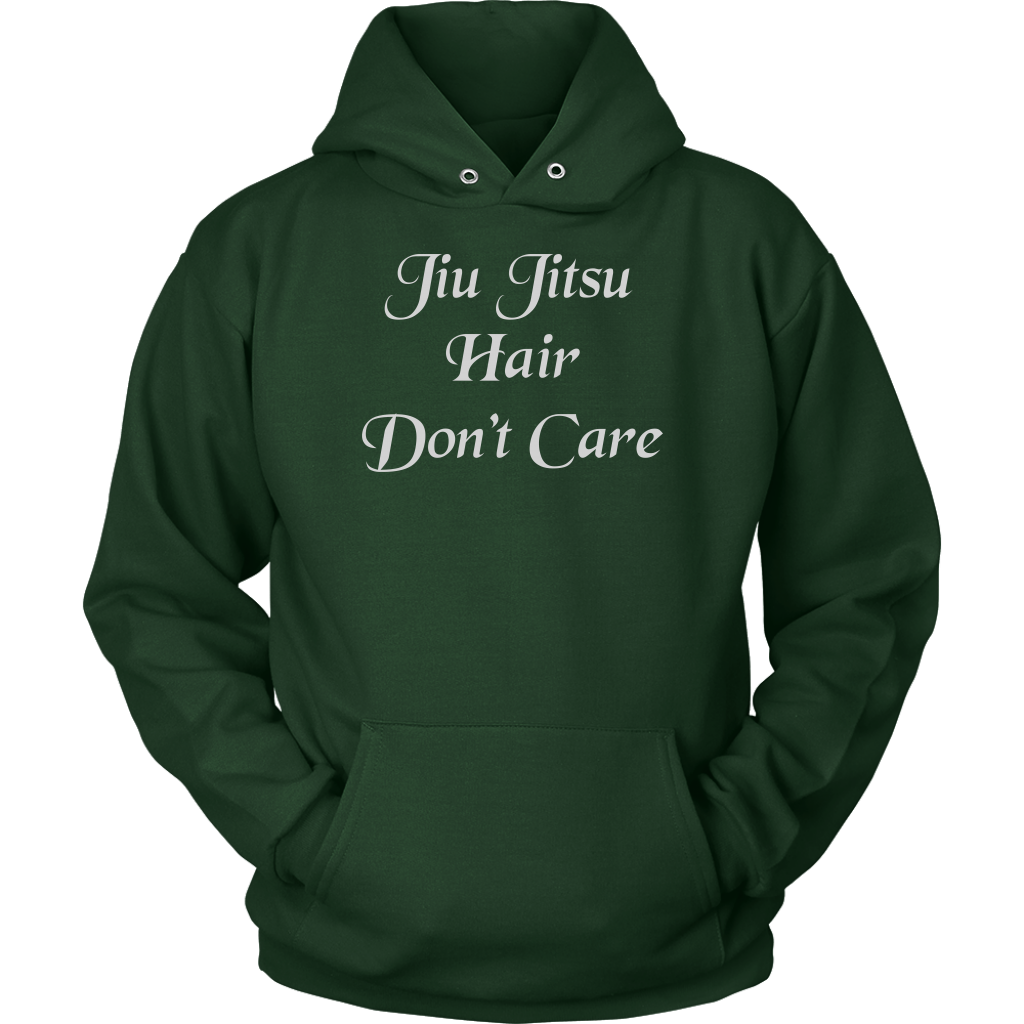 Jiu Jitsu Hair Don't Care Shirts