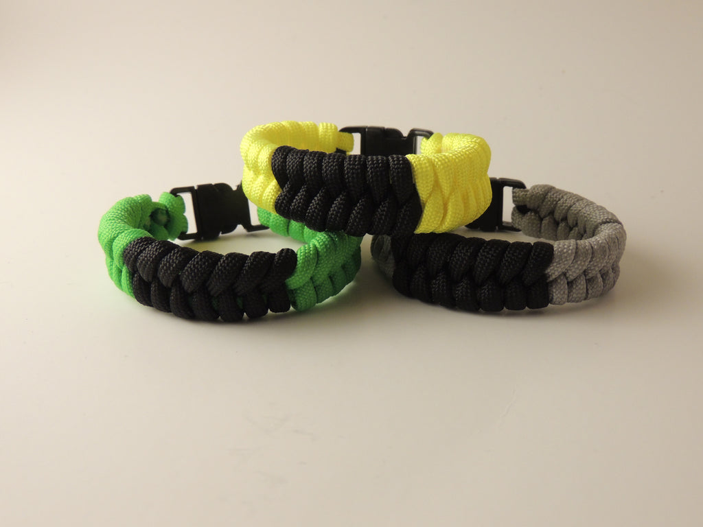 Ranked Kids' Paracord Bracelet