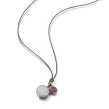 CHANTECAILLE 18K SMALL AMETHYST PEBBLE