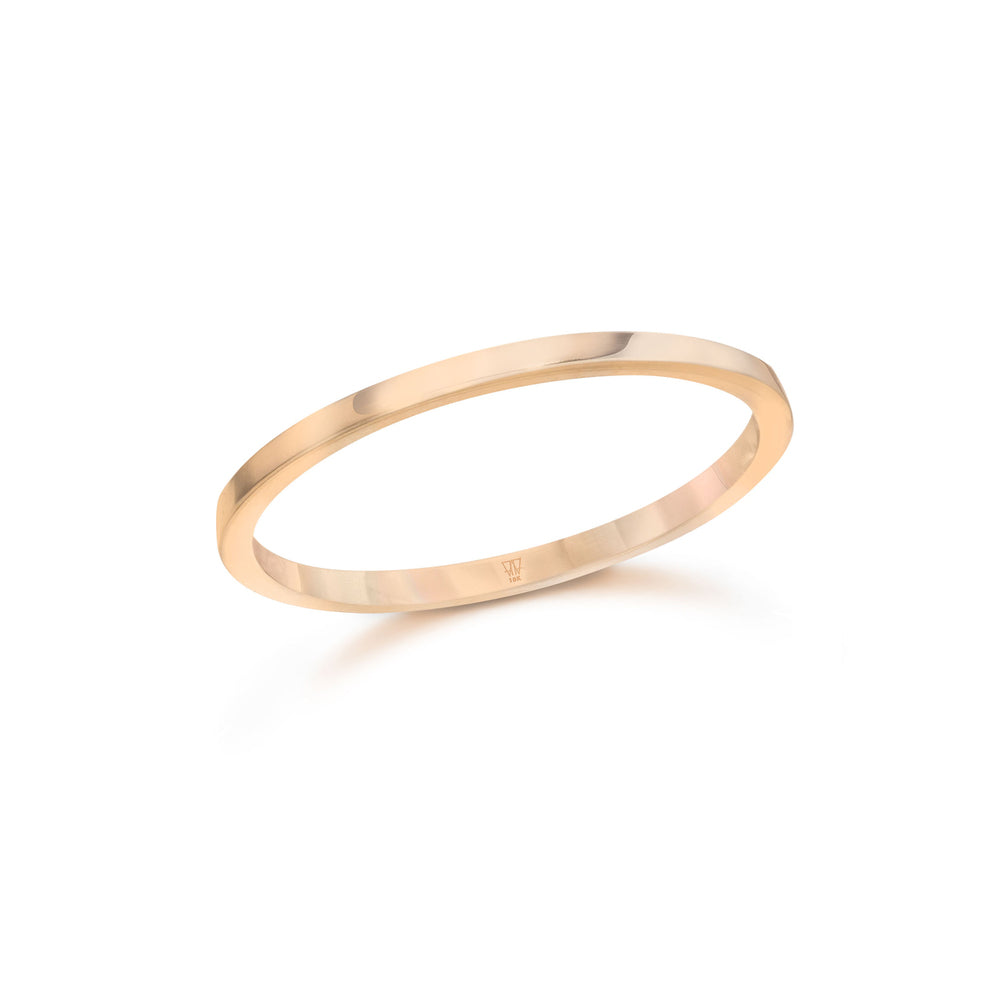 GRANT 1.5MM CUBED BAND RING