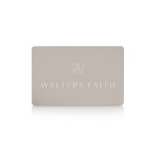 WALTERS FAITH GIFT CARD