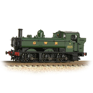 Graham Farish by Bachmann GWR 64XX Pannier Tank 6419 BR Lined Green (Late Crest) [W]