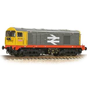 Bachmann 371-034A Class 20/0 Headcode Box 20156 BR Railfreight (Red Stripe)