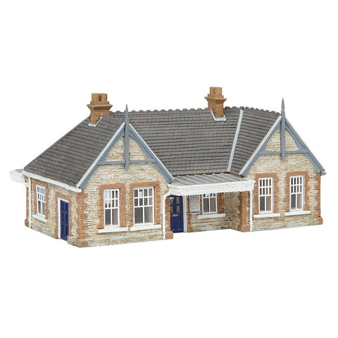 Bachmann 42-0095 Stone Booking Hall