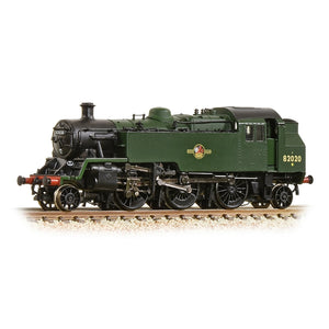 Graham Farish by Bachmann BR Standard 3MT Tank 82020 BR Green (Late Crest)