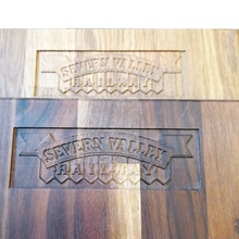 Load image into Gallery viewer, Severn Valley Railway Chopping Board