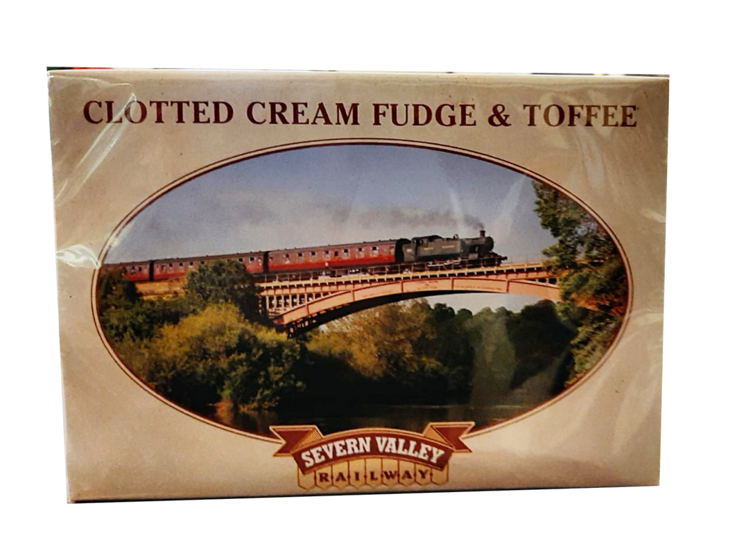 Clotted Cream Fudge and Toffee Gift Box