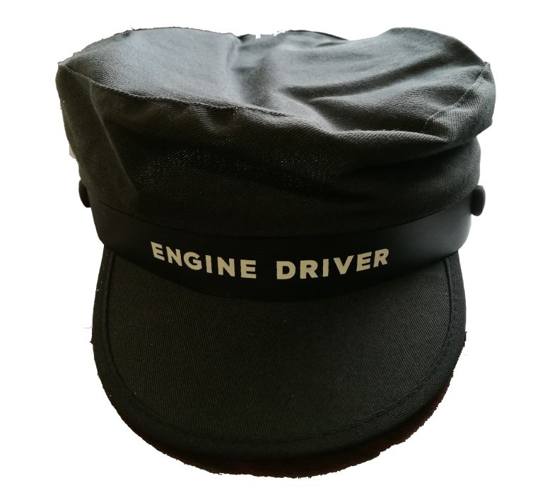 Engine Driver's Hat