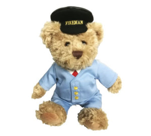 Severn Valley Railway Freddie the Fireman Cuddly Bear 30cm