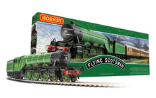 Load image into Gallery viewer, Hornby Flying Scotsman Train Set Gauge 00 (R1255M)