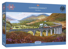 Load image into Gallery viewer, Glenfinnan Viaduct Railway Jigsaw 636 pieces